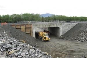 Road Rail Utility Corridor, Ridley Island