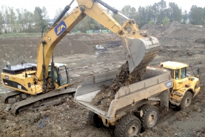 Norampac Landfill Relocation, Site Demolition & Soil Remediation Project