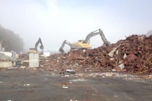 Norampac Landfill Abatement And Demolition