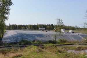 Meadowland Peat Landfill Closure