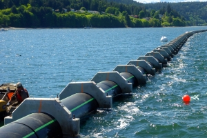Replacement Of The Five Fingers Marine Outfall