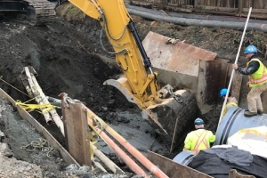 Westminster Highway Culvert Replacement