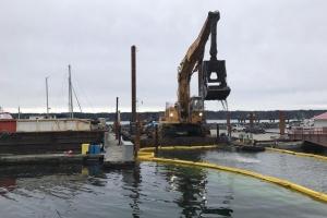 Hard Ground Dredging & Sediment Remediation