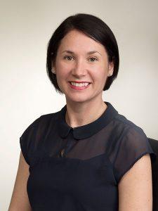 Caroline Evans - HR Manager