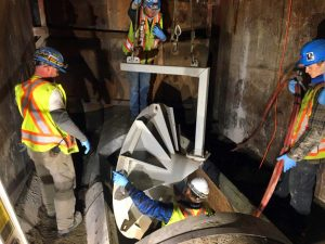 Front Street Utilities Relocation and Sewer Upgrade
