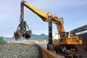 Pacific Terminal Basin Dredging